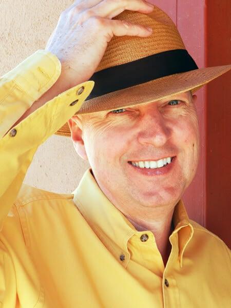 Randy Schultz, Home Garden and Homestead Author