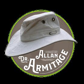 Dr Allan Armitage Hat Logo