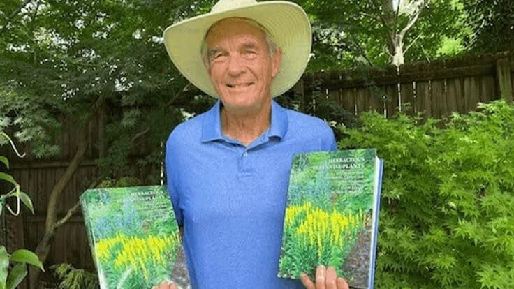 Herbaceous Perennial Plants; A Treatise on their Identification, Culture and Garden Attributes author Dr. Allan M. Armitage